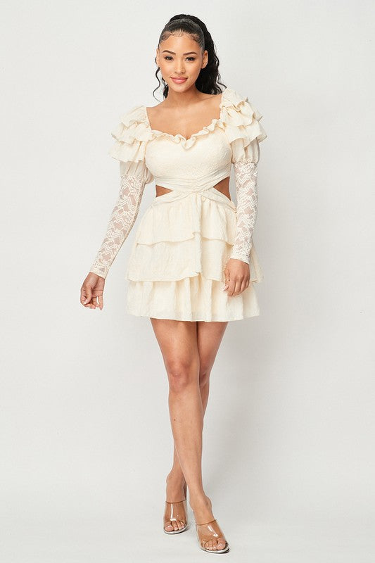 Phoebe Lace Dress