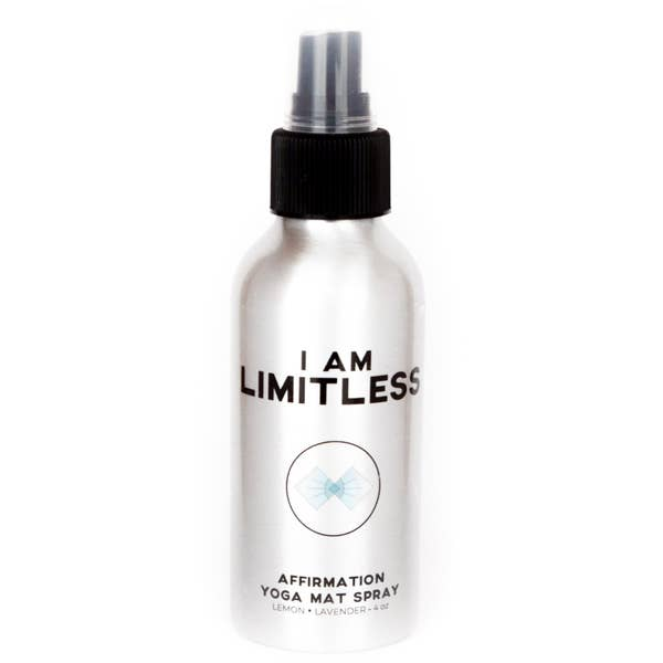 Limitless Yoga Mat Spray