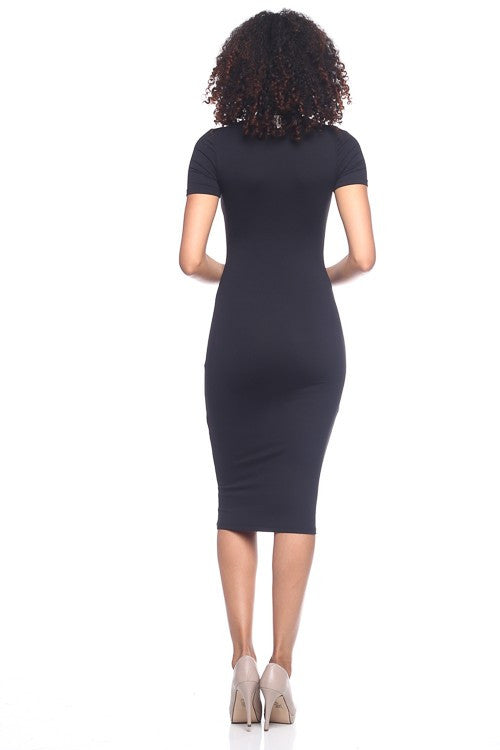 Jaya Fit Mid Dress