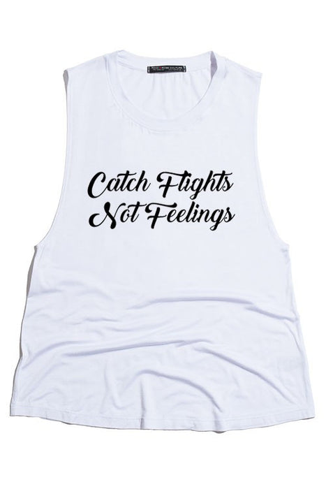 Catch Flights Tank
