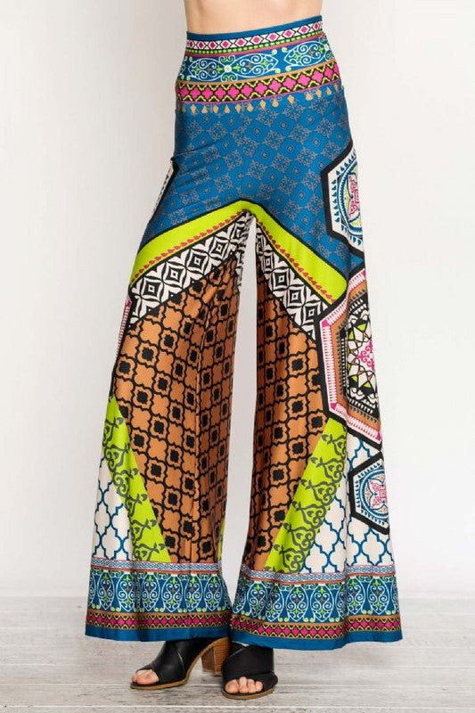 Marrakesh Wide Leg Pants