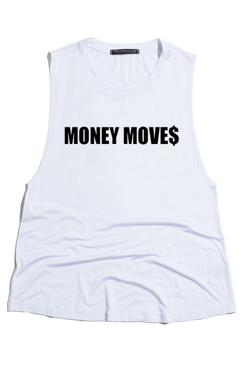 Money Moves Tank