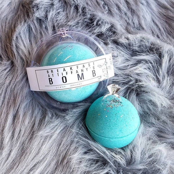 Breakfast at Tiffany's Bath Bomb