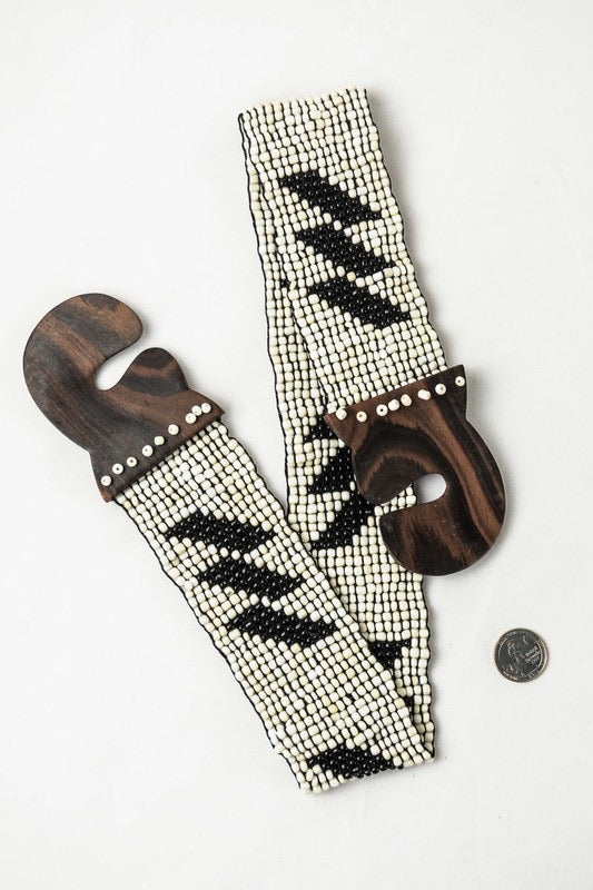 Alanna Beaded Belt