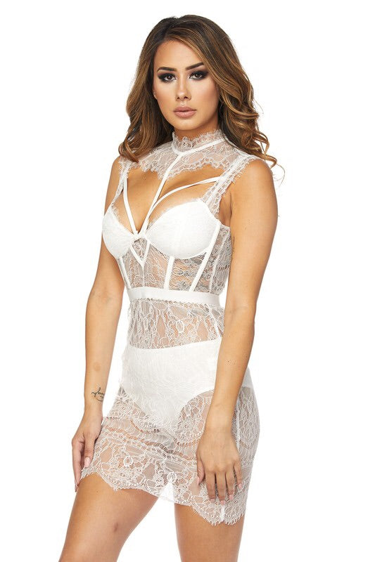 Nicole Lace Dress