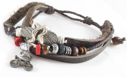 Bicycle Bracelet - Vintage