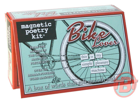 DIY Magnetic Messages for Bike Riders