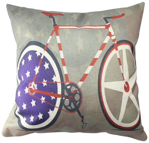 Pillow Cover: Americana