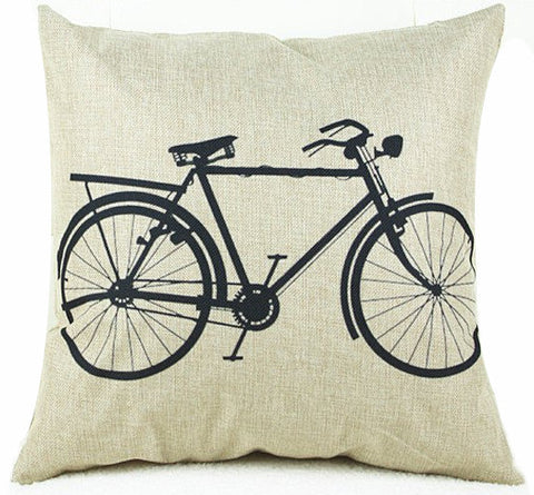 Pillow Cover: Commuter