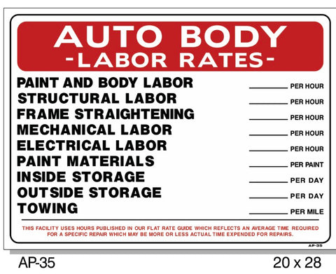 mitchell flat rate labor guide