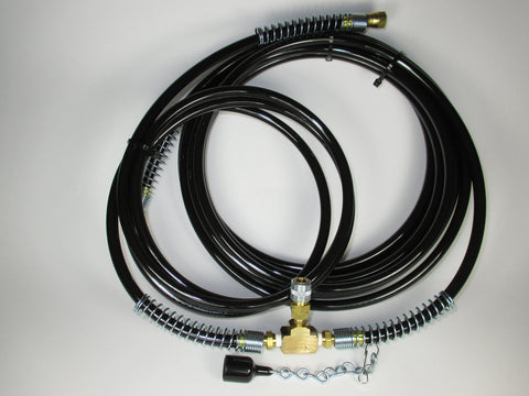 WORLDWIDE B.A.R. 97 MAIN HOSE ASSEMBLY, **EMISSIONFLEX** P.N. 700 1090 1
