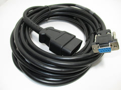 WORLDWIDE B.A.R. 97 OBDII CAN CABLE P.N. 290-9025, 25 FEET