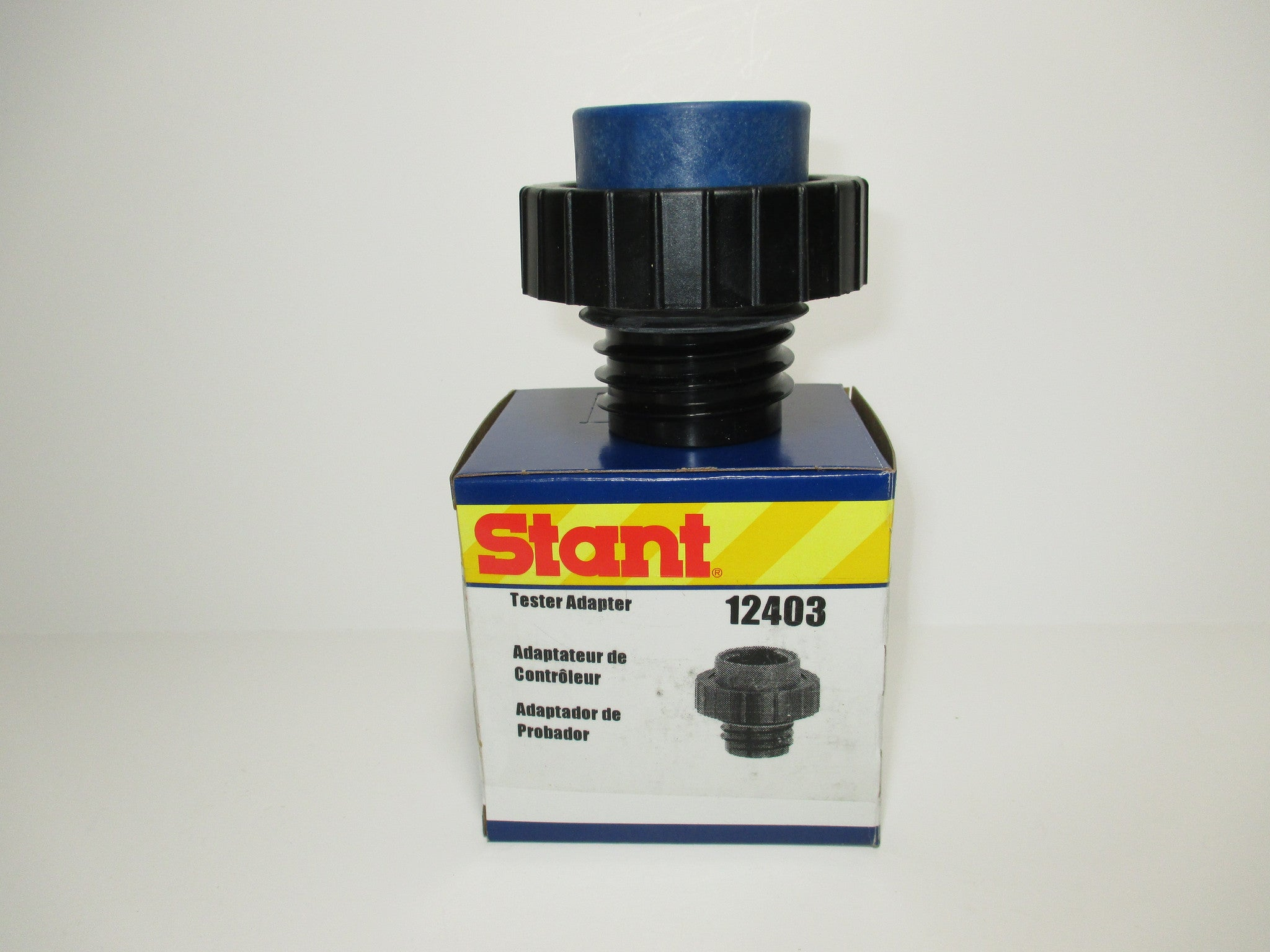 Stant 12403 Fuel Cap Tester Adapter