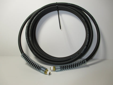 EXHAUST SAMPLE HOSE, SYNFLEX 25', P.N. 25100AH