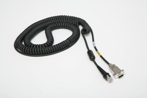 WORLDWIDE BAR CODE SCANNER CABLE P.N. 700-0410