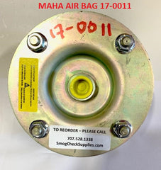 $$SALE$$ MAHA DYNO AIR BAG, O.E.M. 17-0011