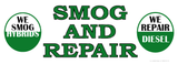 Smog and Repair / We Smog Diesel | Vinyl Banner