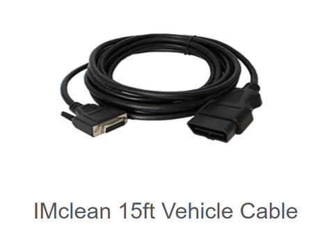 Drew IMclean Cable 15' - DAD-CBL-J1962M-15 PGM