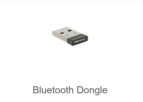 Drew IMclean Bluetooth USB Dongle, BAR-USB-ADPT-02