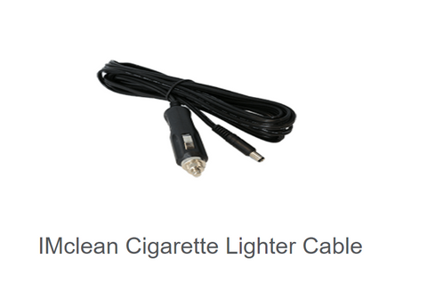 Drew IMclean 12V External Cigarette Lighter Cable 15'