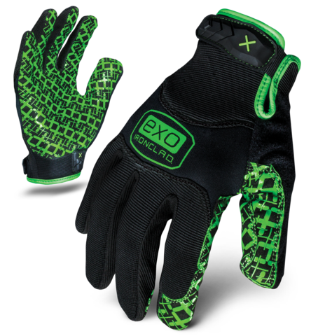 IRONCLAD MOTOR GRIP GLOVES, EXO-MGG