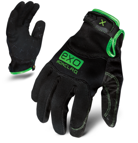 IRONCLAD MOTOR PRO GLOVES, EXO-MPG