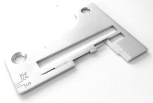 Singer Serger Machine Roll Hem Needle Plate #412784