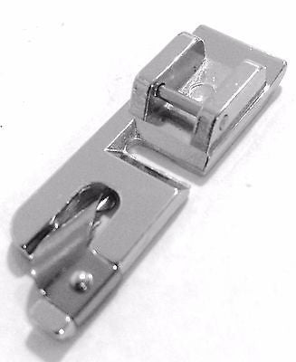 "BROTHER New Narrow Roll Hemmer Hem Foot 1/8"" Feet Snap On SA126"