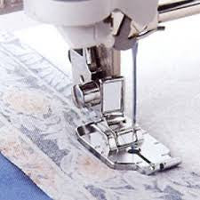 "1/4"" Metal Patchwork Quilting Foot Singer,Brother, Kenmore low shank #P60617"