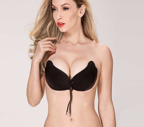 Glamorous Invisible Push Up Bra-ZENKORA