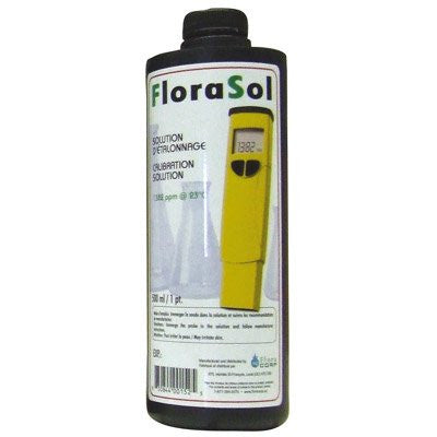 Nutri+ Floralsol Calibration Solution TDS 1382 PPM (500mL)