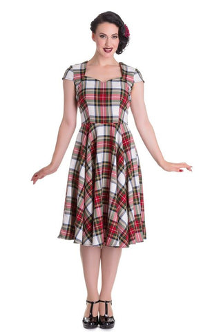 Aberdeen Tartan Dress