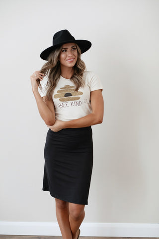 Eve Skirt - Black