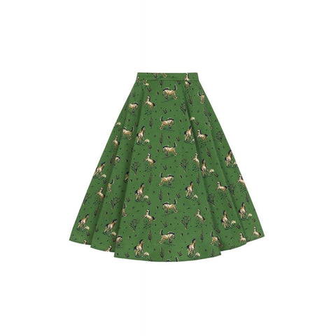 Bucking Bronco Skirt