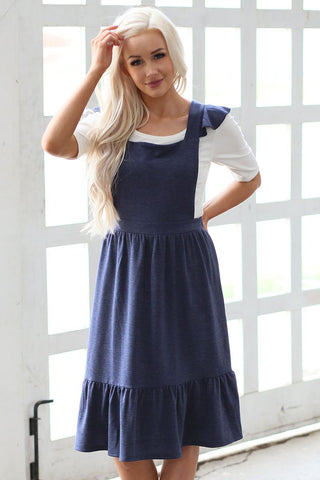 Harper Overall Dress