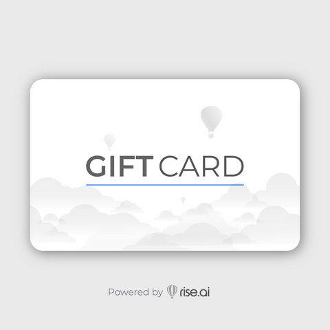 Online Gift card $25 - $100