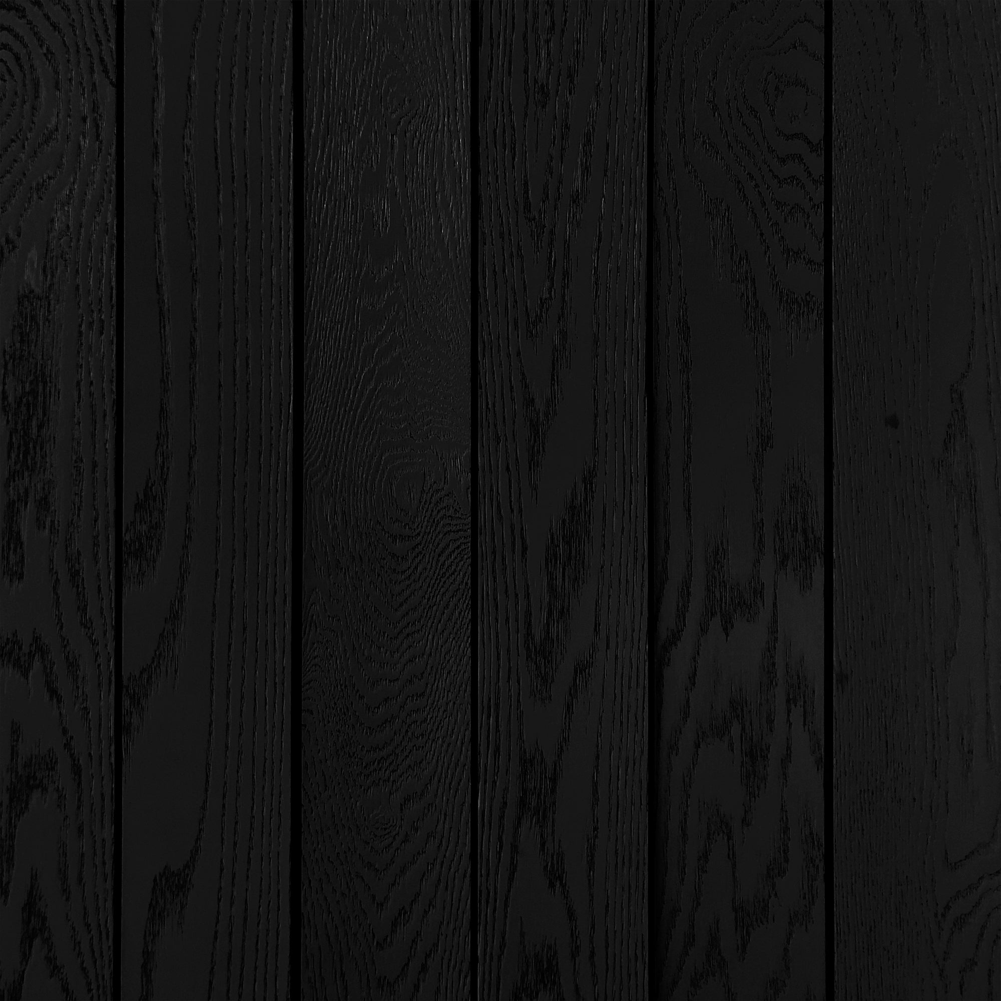 True Black Oak Shiplap Sample