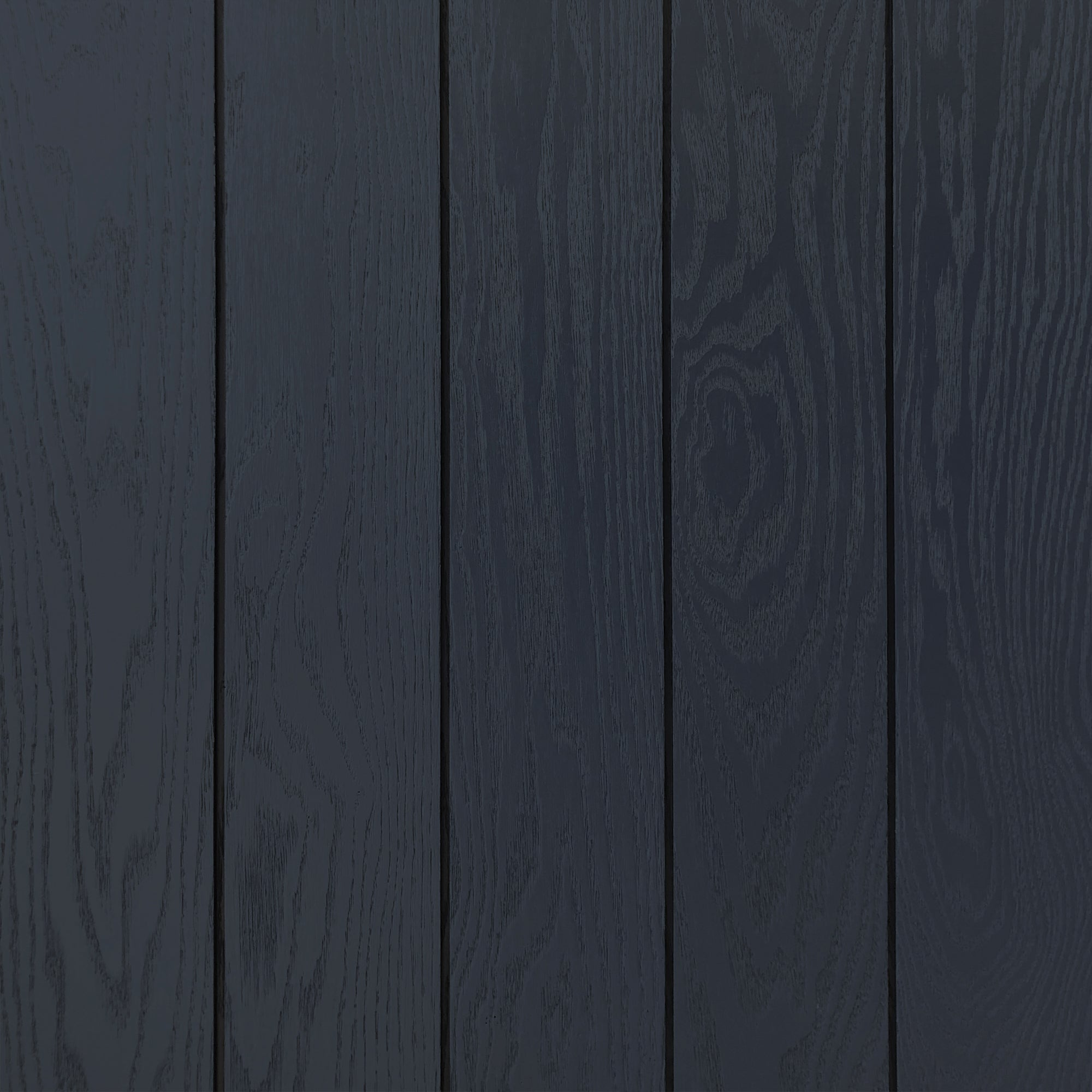 Midnight Navy Oak Shiplap Sample
