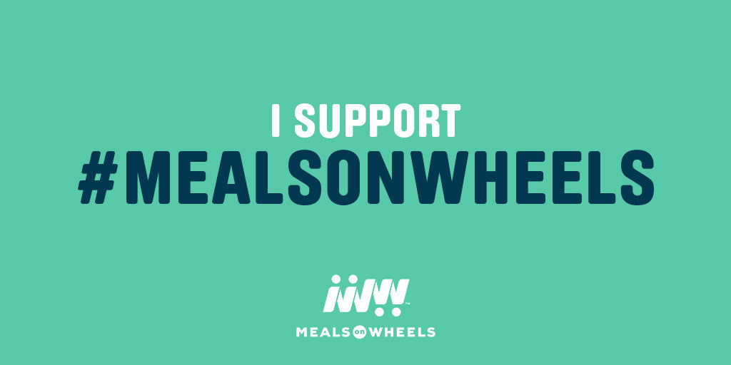 Shop Local, Give Local: Meals on Wheels
