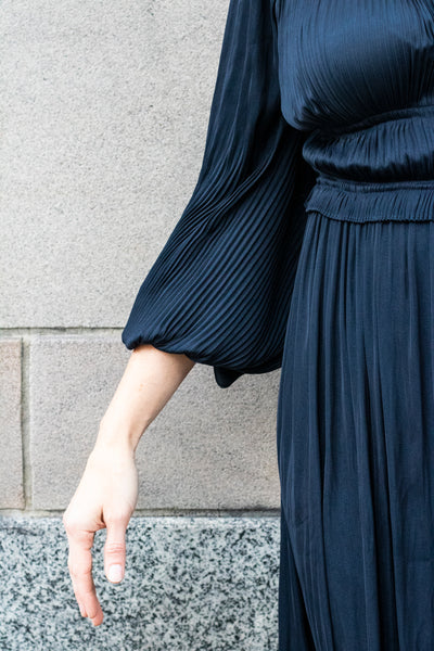 Lslv Pleated Top Dress