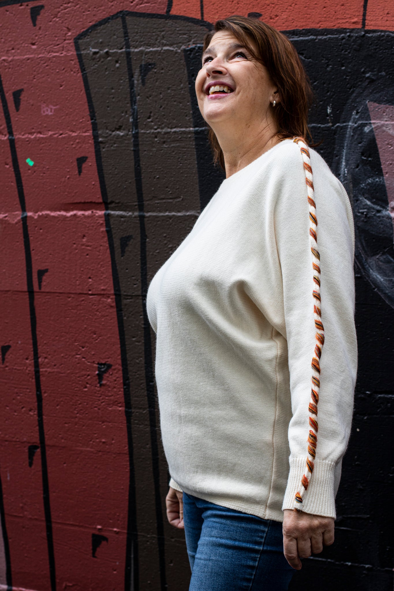 Whipstitch Sweater
