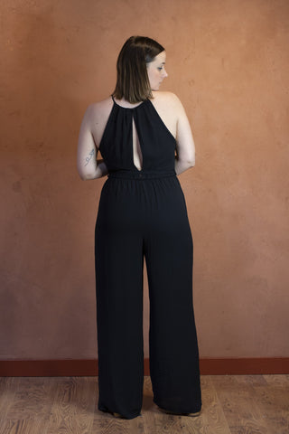 Lined Jumpsuit