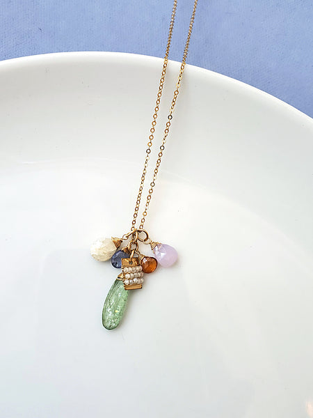 Many Drops Necklace