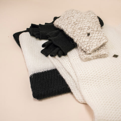 Baro Fingerless Gloves