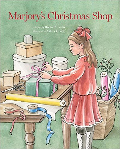 Marjory's Christmas Shop - Hathaway House Books  - 1