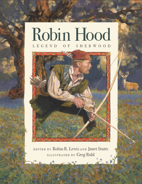 Robin Hood, Legend of Sherwood - Hathaway House Books  - 1