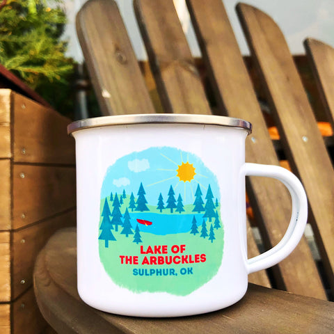 Lake of the Arbuckles Mug