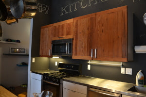 Reclaimed cabinets in Boston, MA