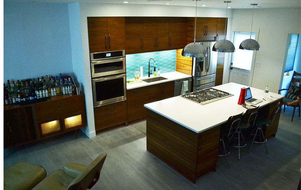 Teak Kitchen
