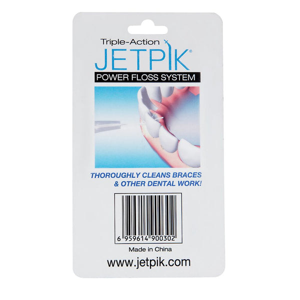 Jetpik PowerFloss Cartridge, 10-Pack